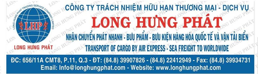 Van chuyen hang di Phap